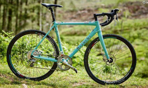 Bianchi, Cyclocross, Fietsen Eddy Timmers, Lommel