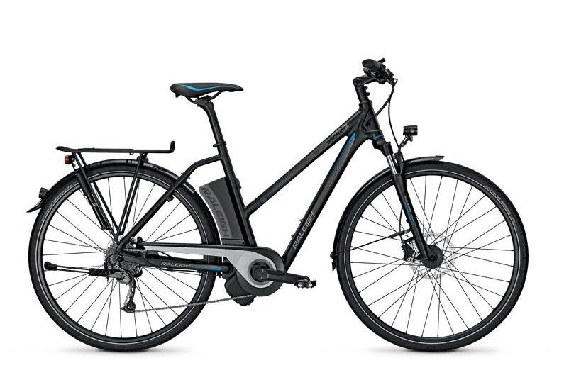 Raleigh, elektrische fiets, Fietsen Eddy Timmers, Lommel